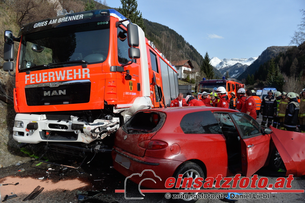 Unfall Brenner