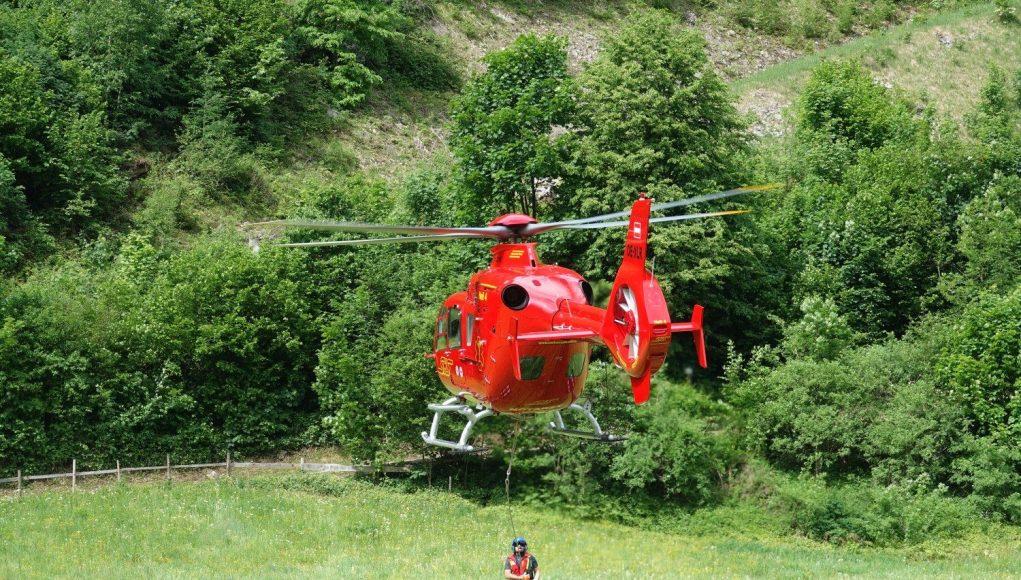 Klettersteig Huterlaner : T sz taubergung aus klettersteig u ehuterlaneru c schwendau